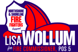 Lisa Wollum for Fire Commissioner